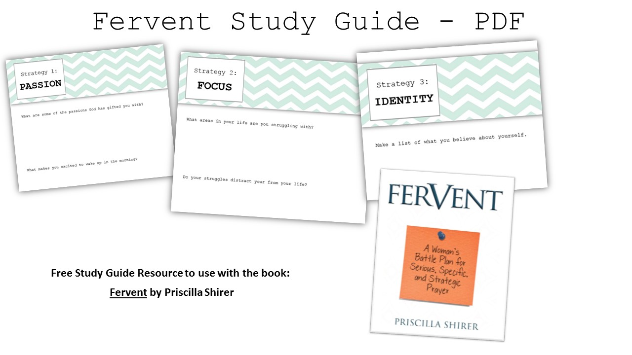 Fervent Book- Discussion Questions – Faith Family Farming